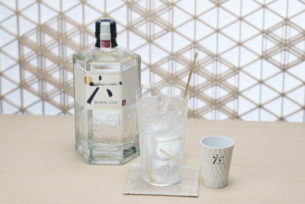 Nový Roku gin je oslavou japonského řemesla