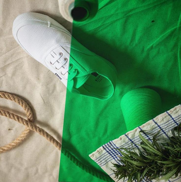 Bohempia představuje jediný výzkum antibakteriality konopného textilu na světě