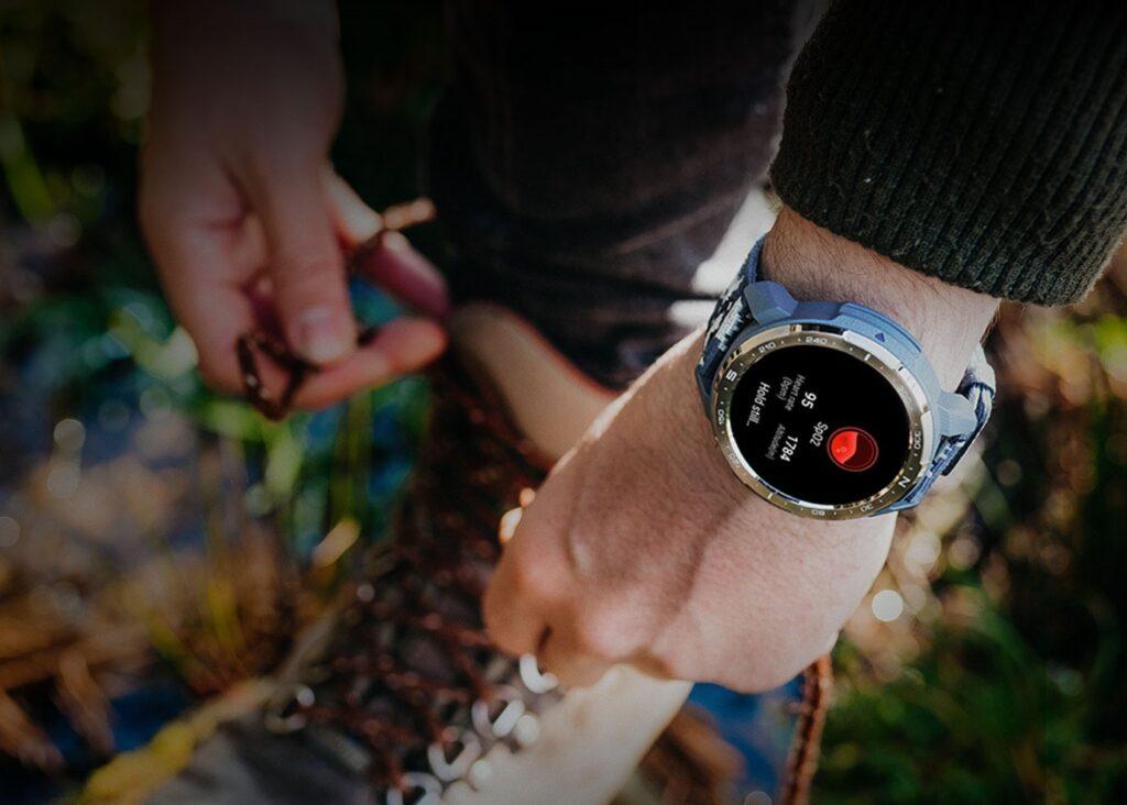 5 důvodů, proč si zamilujete outdoorové hodinky HONOR Watch GS Pro