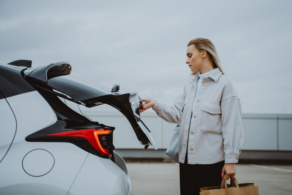 8 způsobů, jak vám chytré auto může ulehčit život