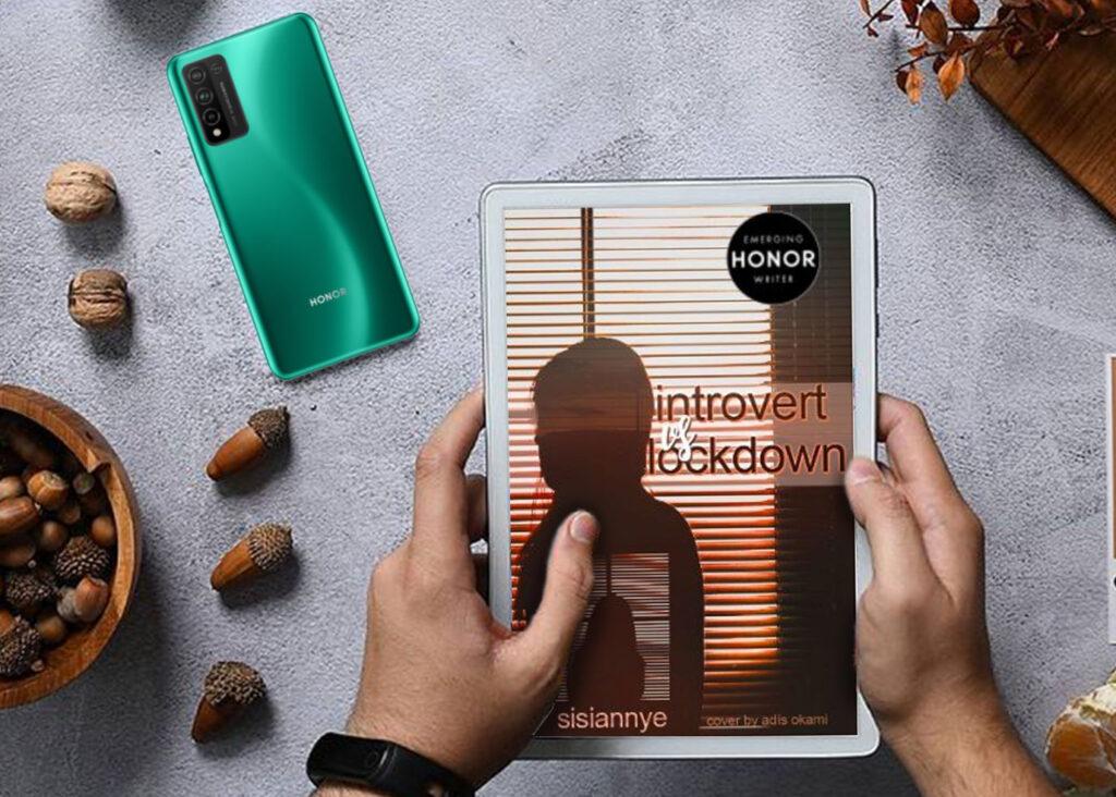 HONOR ve spolupráci s Wattpad podpořil začínající autory