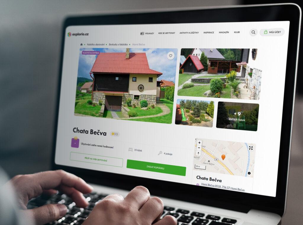 Na majitele chat, chalup nebo apartmánů čekají stovky milionů z turistické sezony