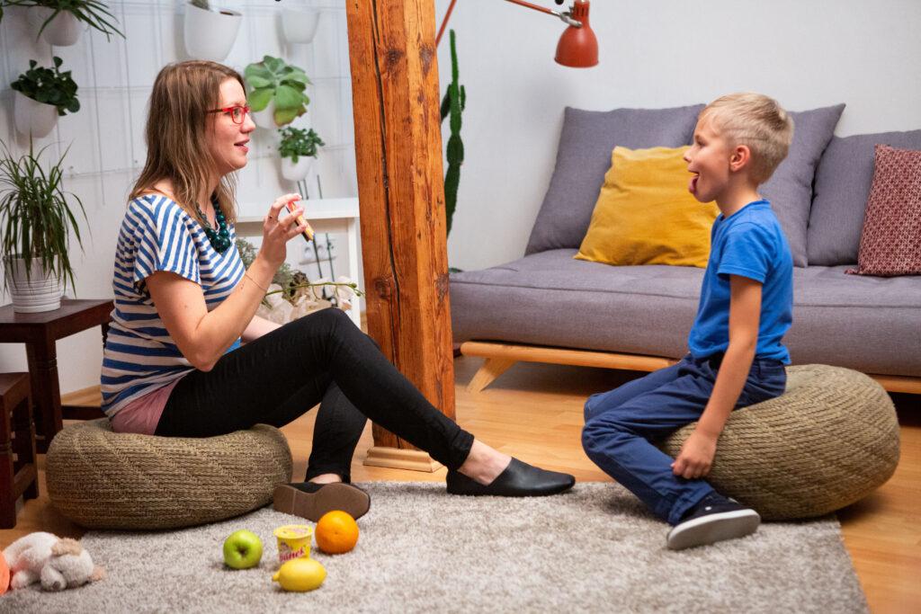 Dětská řeč aneb jak poznáme, že je něco špatně?