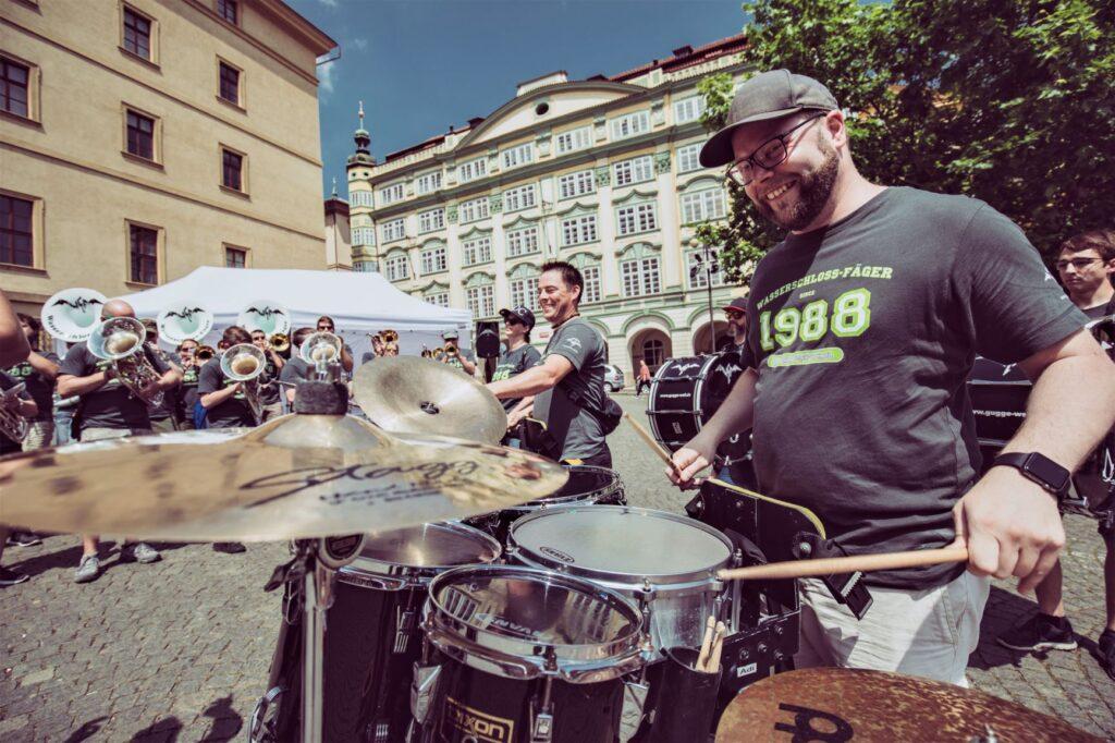 Festival Praha žije hudbou v červenci rozehraje pražské ulice a náměstí