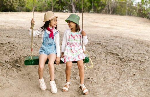 Děti čekají dva měsíce prázdnin. Jak zajistit, aby správně dodržovaly hygienu, i když budou mimo dohled rodičů?