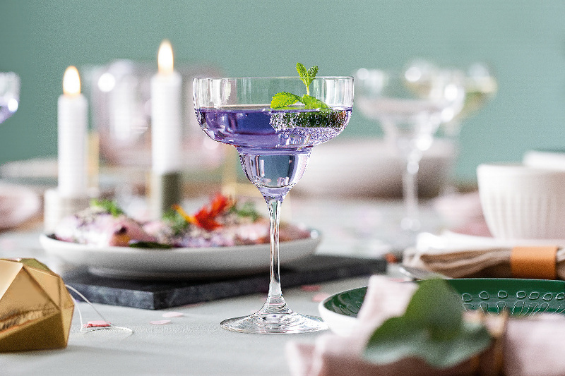 Osvěžte domácí bar křišťálovými sklenkami Villeroy & Boch