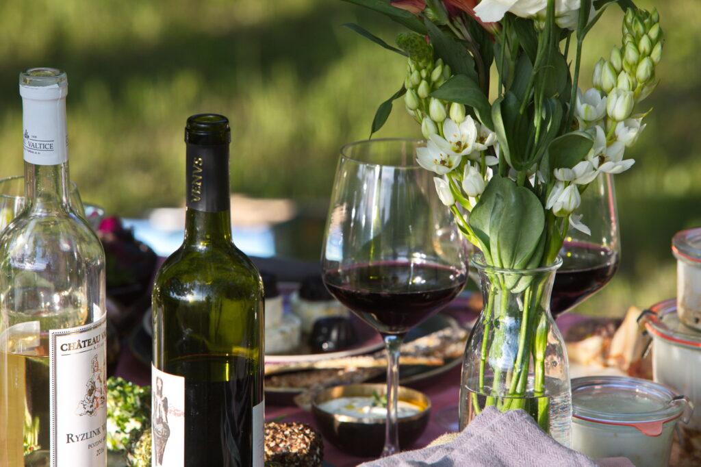 Vybrat dobré víno, to je kumšt