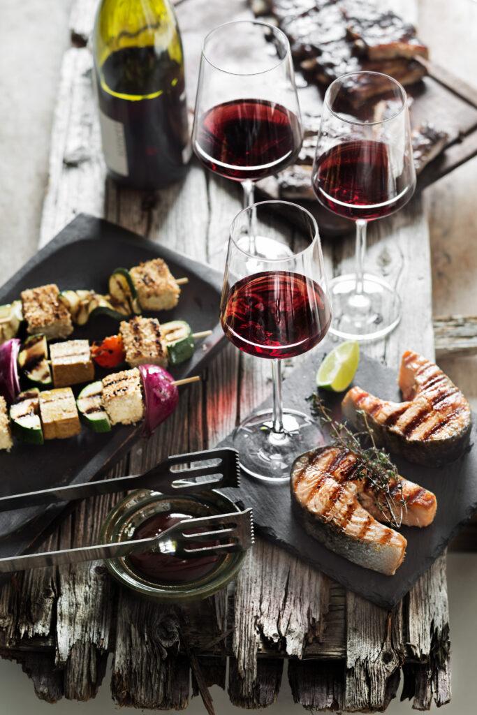 Německá vína jsou ideálním společníkem k letnímu grilování