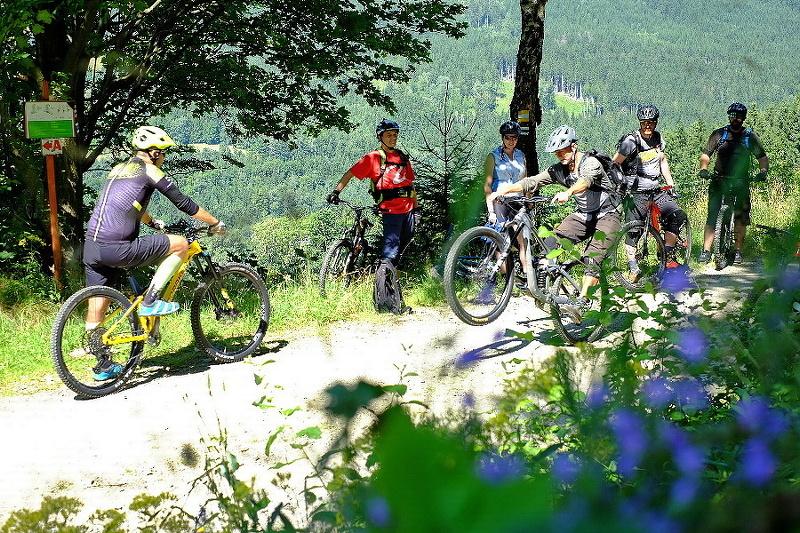 Na kole skrz Dolní Moravu