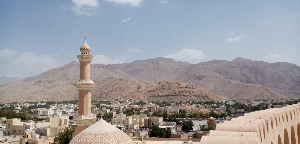 Omán se otevírá turistům