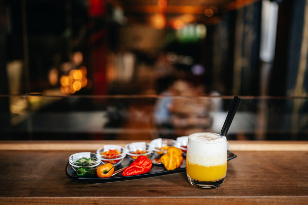 Restaurace Sia zve na pálivou degustaci