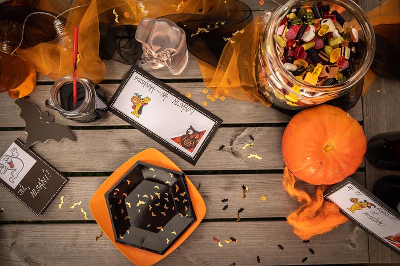 Halloweenská party aneb připravte se na sladce strašidelný konec října